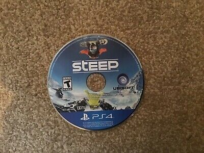 Steep (Sony PlayStation 4, 2016) *DISC ONLY*