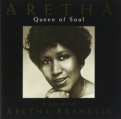 The Very Best of Queen of Soul Aretha Franklin CD of Music Blister Pack New
