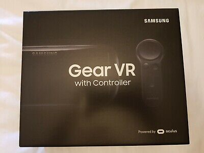 Samsung Gear VR Headset Galaxy Note 8 Edition with Controller - SMR325 Brand new