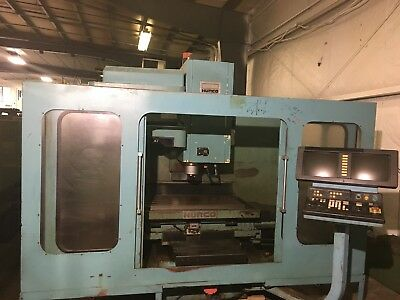 HURCO KM-3P 3 Axis CNC Vertical Mill, Ultimax Control - $5,500 00