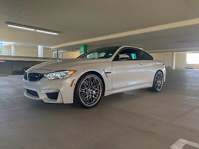 2017 BMW M4  2017 BMW M4 - Competition Package - Fully Loaded - Factory Warranty