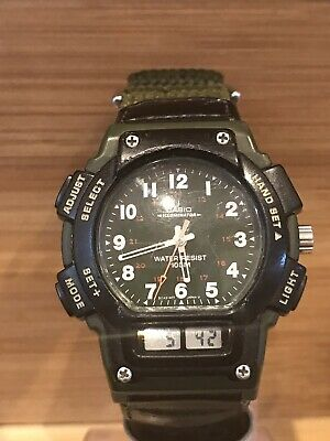Casio Illuminator FT 610 Men's Quartz Watch
