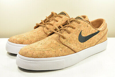 c1ea2356740 Ds Nike 2015 Zoom Stefan Janoski Elite Sb Cork   Leather Laeces   Suede  Lining