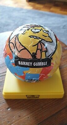 The Simpsons Puzzle Ball - Barney Gumble