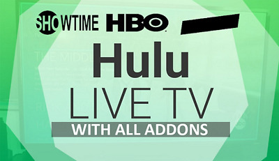 Hulu Premium Account No Commercial - Lifetime Warranty - Free Gift