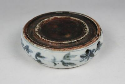 Chinese Ming Dynasty Old Ink Stone / W 11.4 × H 3[cm]