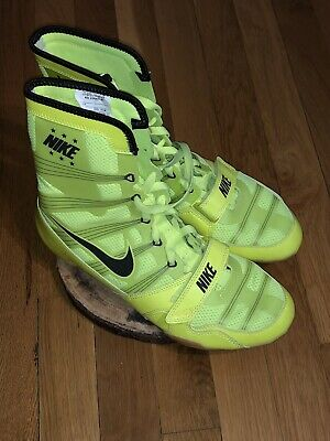 MANNY PACQUIAO NIKE HYPERKO MP VOLT NIKE 9.5 BOXING SHOES