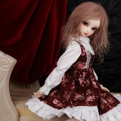 2019 #1/4 BJD doll BJD/SD Fashion Style KIWI Doll For Baby Girl Present for baby