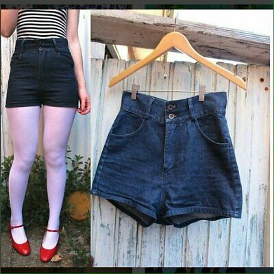 50's style high waisted jeans, made in Australia.