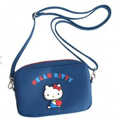 0caa139d8 Hello Kitty Mini 3D Shoulder Bag Purse Pouch Pochette Sanrio from Japan  Z6901