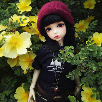 Cute #@ 1/6 BJD Doll BJD/SD Fashion LOVELY Lonnie Resin Joint Doll For Baby Girl