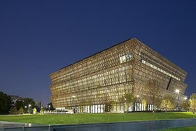 August 25th  Sunday - NMAAHC National Museum African American History