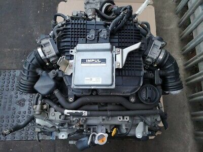 NISSAN 350Z FAIRLADY Hr Engine With Gearbox Swap