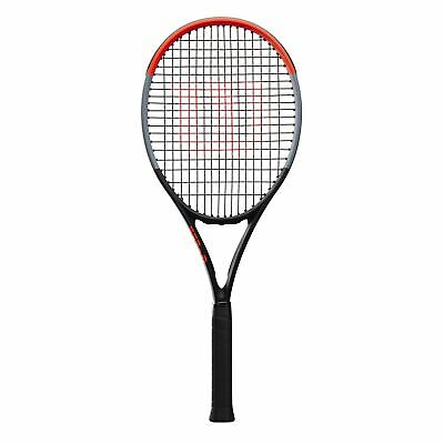 Wilson Clash 100 Tour Full Graphite Adult Unstrung Tennis Racket Without Cover