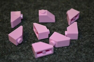 x50 NEW Lego Pink Bricks 1x2 1 x 2 Brick Lot