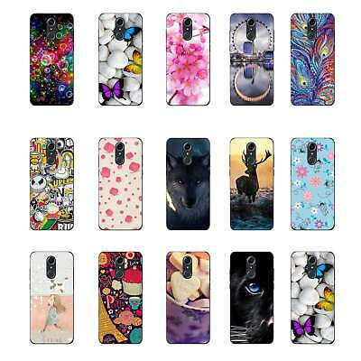 For CUBOT NOVA phone soft case Cover wolf star deer dragon butterfly