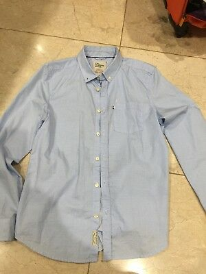 Boys Long Sleeve Like New Size 16 The Academy Brand Dress Shirt