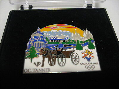 OH MY HECK ST PROVO GIRL LDS MORMON LAPEL PIN 2222