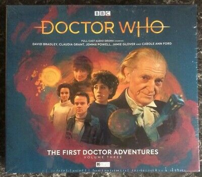 Doctor Who The First Doctor Adventures Vol 3 Big Finish