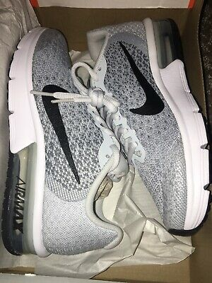 NEW KIDS NIKE Air Max Sequent 2 (GS) Running Shoes Size 5.5Y