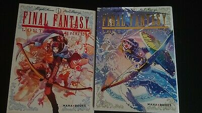 Final Fantasy Lost Stranger Tome 1 Et 2