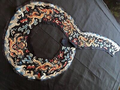 Chinese Coat Collar