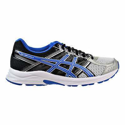 info for bfd0f cec40 NEW ASICS Men s Size 9 Gel-Contend 4 Running Shoes T715N Silver Blue