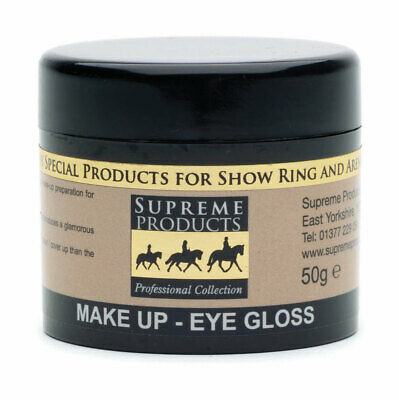 Supreme Products Eye Gloss | Horse Pony Make Up for Showing 50g