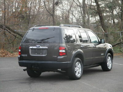 2007 Ford Explorer XLT 4WD 4X4 95K MILES ONLY! WINTER READY! 2007 Ford Explorer  NO RESERVE 1 OWNER! CLEAN! RUNS DRIVES GREAT!