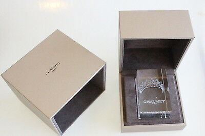 Presse papier CHAUMET Couronne / Crown Paperweight CHAUMET