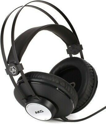 """AKG K72 Closed-back Stereo Headphones in """"MINT CONDITION""""!"""