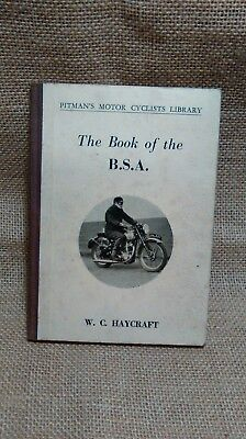 The book of the BSA (11th edition) , Guide for owners V twin + Singles 1936 on