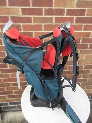 Macpac Possum Baby Child Carrier Very Good Condition Machine Washable