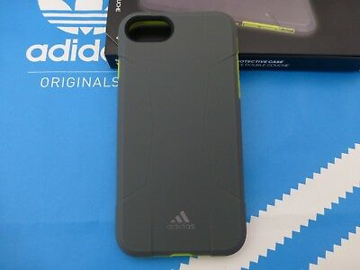 ADIDAS iPhone 4.7 inch Hard Flex Case Grey Snap Cover For Most iPhone BNIP R£32