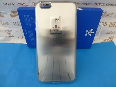 ADIDAS iPhone 6 PLUS Hard Flex Case Silver Snap-on Back Cover For i6+ BNIP R£25