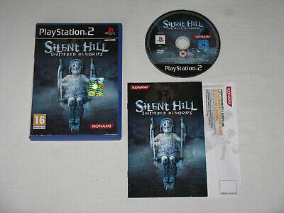 Silent Hill Shattered Memories Per Sony Playstation 2 Ps2 Boxato Pal Ita