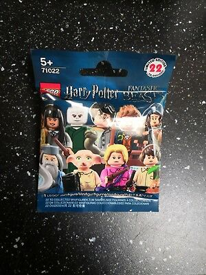 52x Official Lego Minifigures - 71022 - new - Harry Potter -