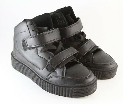 22e8010555ca Cape Robbin Black High Top Fashion Sneakers 1