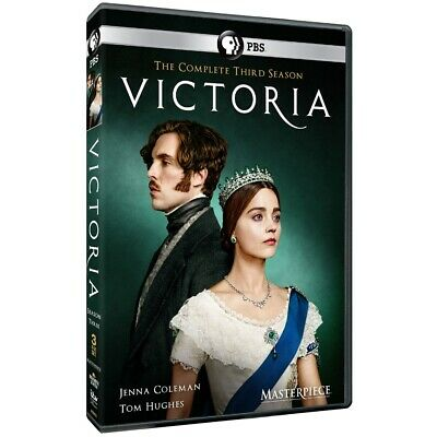 Victoria: Season 3 (DVD, 2019, 3-Disc Set) PBS Masterpiece, Brand New, Preorder!