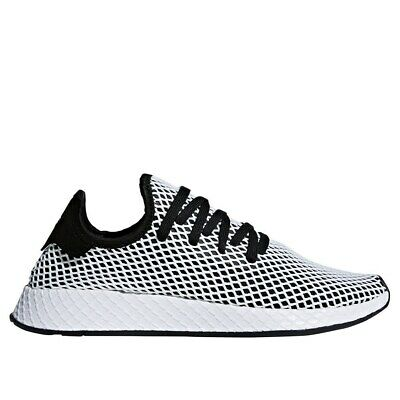 8be124e95fe79 KIDS ADIDAS DEERUPT Runner GS Solar Red Bluebird White DA9610 ...