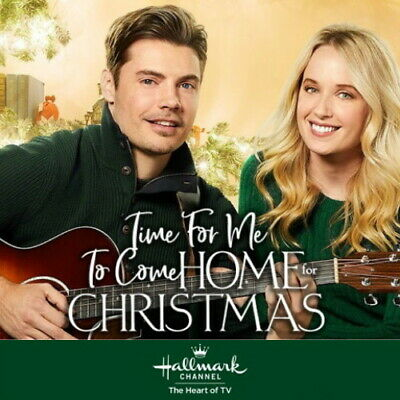Time For Me To Come Home For Christmas.Time For Me To Come Home For Christmas Dvd 2018 Hallmark Movie Case No Artwork