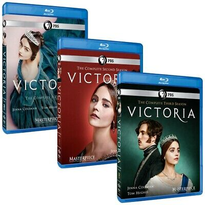 Masterpiece: Victoria Season 1-3 (UK-Length Edition) (Blu-ray, 9-Discs) Preorder