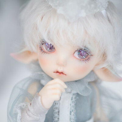 NEW Hot Luna 1/7 Bjd Doll Resin Joint Doll With Makeup For Baby Girl Toys Gifts