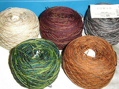 Rowan :Fine Art #301: wool mohair silk sock yarn 50/% OFF Serin