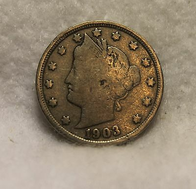 1903 liberty head nickel