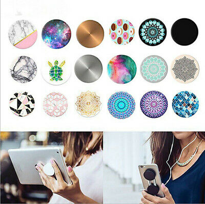 For Samsung Mobile Phone Socket Case Universal POP Up Grip Holder Stand