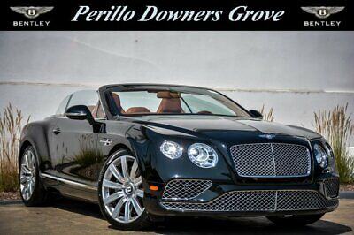 2016 Bentley Continental GT W12 Mulliner / Naim Audio 2016 Bentley Continental GTC for sale!
