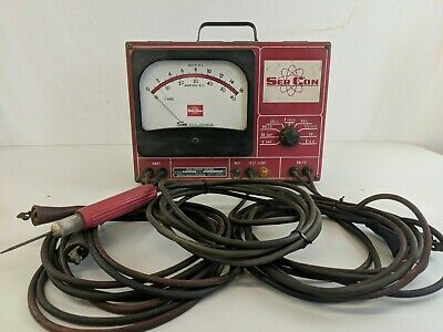Vintage Ser Con Sun Electronic Corp. Circuit Tester Automotive car