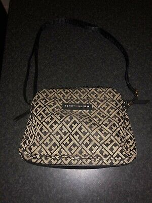 Authentic Tommy Hilfiger brown cross body bag