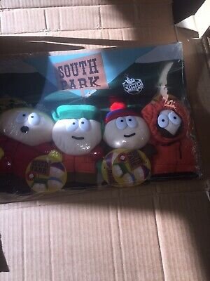 South Park Rare Promotional Plushes New